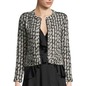 NWT IRO classic tweed jacket